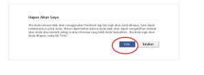 hancurkan FB