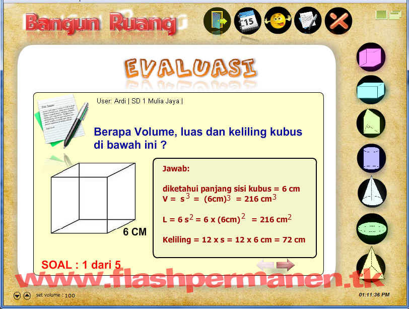 Download 45 Background Animasi Ruang Kelas HD Paling Keren
